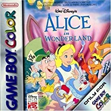 GBC: ALICE IN WONDERLAND (DISNEY) (GAME)
